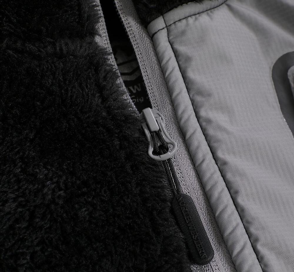 Northwestern fleece jakke Garnbua